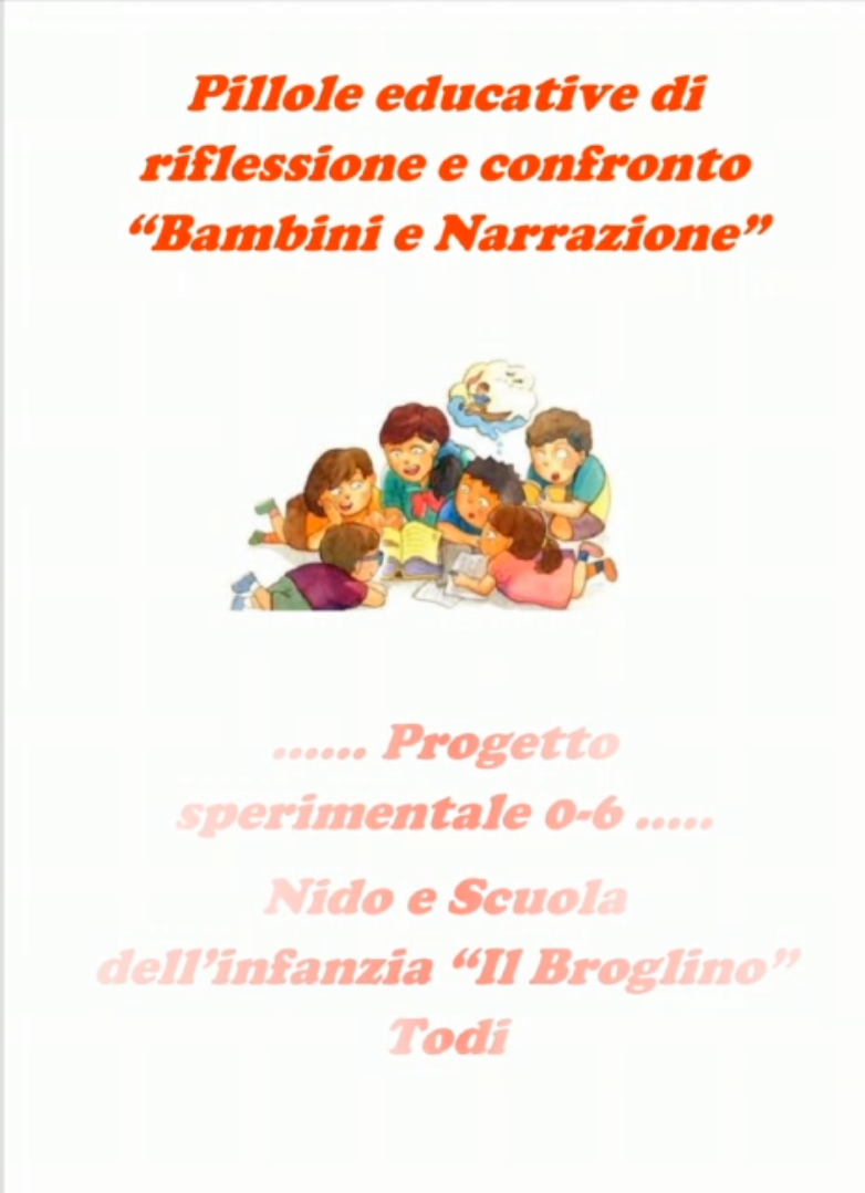 Pillole educative di riflessione e confronto 2